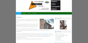 Snoek bouwbedrijf