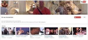 Youtube Ed van Amsterdam